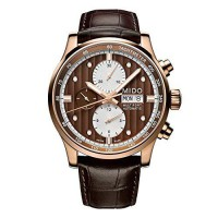 [macyskorea] Mido MIDO Mens Automatic Watch Multifort M0056143629119 with Leather Strap/9971706