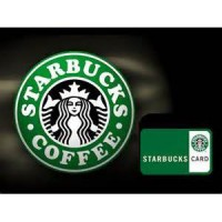 Starbucks Cards 100K