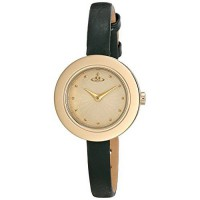 [poledit] Vivienne Westwood Women`s VV097GDGY Edge Analog Display Swiss Quartz Grey Watch /7401029