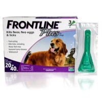 FRONTLINE PLUS FOR DOG 20-40 KG OBAT KUTU