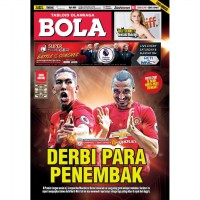 [SCOOP Digital] Tabloid Bola Sabtu / ED 2707 OCT 2016