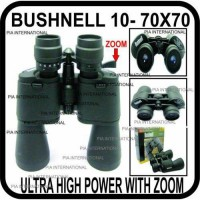 Teropong Bushnell PowerView 10x70x70 Zoom