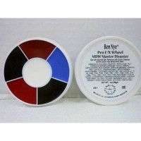 [macyskorea] Ben Nye MASTER DISASTER WHEEL - MOULAGE MDW (1 oz/28 gm)/6402474
