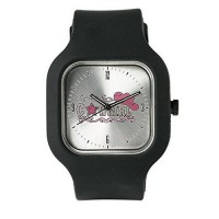 [poledit] Royal Lion Black Fashion Sport Watch Cowgirl Country Western Hat and Star/11066526