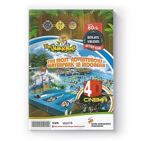 [Voucher Buku] The Jungle Water Park - Senilai Rp 800.000,-