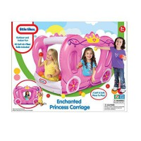 [poledit] Better Sourcing Little Tikes Enchanted Princess Carriage Ball Pit/13555874