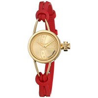 [poledit] Vivienne Westwood Women`s VV081GDRD Chancery Analog Display Swiss Quartz Red Wat/7401355