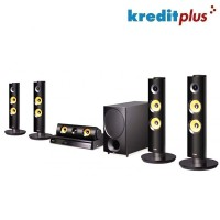 LG LHD636H DVD-HTS 5.1 Home Theater [1000 W] + Free Delivery JABODETABEK