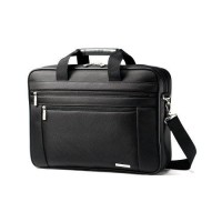 [poledit] Samsonite Luggage Classic Business Two Gusset Briefcase (R2)/9758995