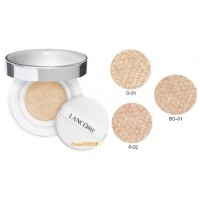 LANCOME BLANC EXPERT CUSHION COMPACT BUILDABLE COVERAGE SPF23/PA++ SET (1CASE+1REFILL)