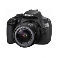 CANON EOS 1200D KIT-BLACK