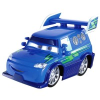 CARS2032 Disney Cars DJ Die Cast (1:55) Scale Original Item