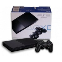 Sony Playstation 2 seri 9 + HDD 120GB ( Full Game)