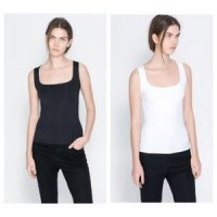 BASIC PLAIN TANK TOP | H&M TANK TOP LOOK-A-LIKE