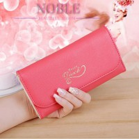 Dompet WALLET Import Korea Wanita Fashion