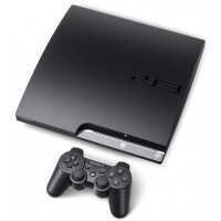 Sony playstation 3 slim 500GB seri 25xxa CFW 4.78