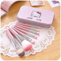 BRUSH SET For Compact Use Hello Kitty