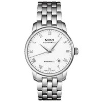 [poledit] Mido Baroncelli Stainless Steel Automatic Mens Watch M8600.4.26.1 (T1)/14140267
