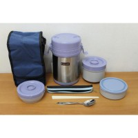 Shuma Lunch Box 1500ml / Rantang Thermo Shuma 1500ml - ORIGINAL