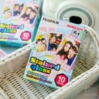 KERTAS REFILL INSTAX STAINED GLASS