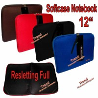 12' Softcase Notebook Empuk Ultimate 12' - Warna-Warni