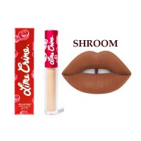 LIME CRIME VELVETINES LIQUID MATTE LIPSTICK COLOUR SHROOM