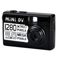 Taff 5MP HD Smallest Mini DV Digital Camera