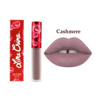 LIME CRIME VELVETINES LIQUID MATTE LIPSTICK COLOUR CASHMERE