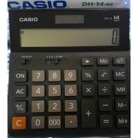 [Casio] Casio Calculator DH-14 - Kalkulator Casio DH14