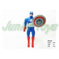 Mainan Robot Captain America
