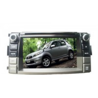 TV MOBIL DOUBLE DIN OEM SPECIAL FOR New RUSH or New TERIOS (Built In GPS)
