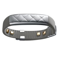 Jawbone Up 3 Advance Tracker - Silver Cross