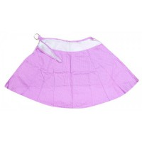 Baby Safe Poncho Nursing Cover - Purple