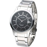 Alba AS9299X1 Stainless Steel Mens Watches
