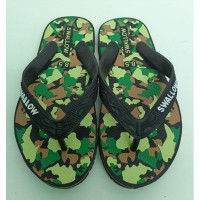 Swallow Army Kid Green 8.5