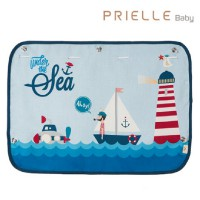 Prielle Baby Sunlight Car Curtain (marine blue)