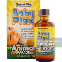 Nature's Plus Baby Plex - 60 ml