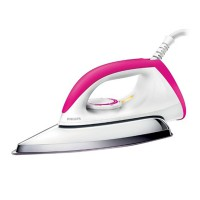 Philips Setrika - HD1173 / Pink