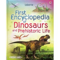 [HelloPandaBooks] Usborne First Encyclopedia of Dinosaurs and Prehistoric Life