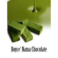Royce Nama Chocolate (Matcha) [Snack Import]