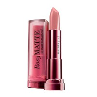 Maybelline Color Sensational Lips Rosy Matte Lipstick - Pink Series