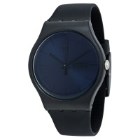 SWATCH SUOB702 BLACK REBEL HITAM