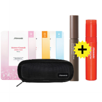 [Mamonde] Two Step Perfect Brow+ Highlight Lip Tint / Free Mamonde Face Mask & Make up Pouch