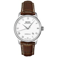 [macyskorea] Mido Baroncelli Leather Automatic Mens Watch M8600.4.26.8/10051153