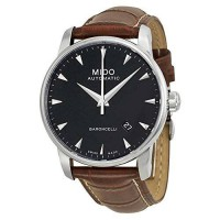 [macyskorea] Mido Mens MIDO-M86004188 Baroncelli Analog Display Swiss Automatic Brown Watc/10047985
