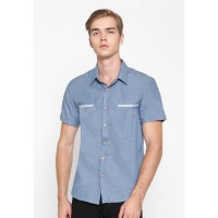 Ornith Short Sleeves Shirt 9154.S - Blue