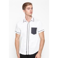 Ornith Short Sleeves Shirt 9156.S - White