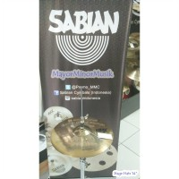 Cymbal Sabian HHX STAGE HATS 14'