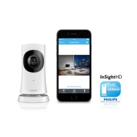 IP camera tanpa kabel merk PHILIPS seri m120e
