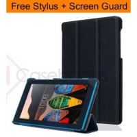 Magnetic Leather Flip Case Cover - Lenovo Tab 3 7' 730X 730F 730M